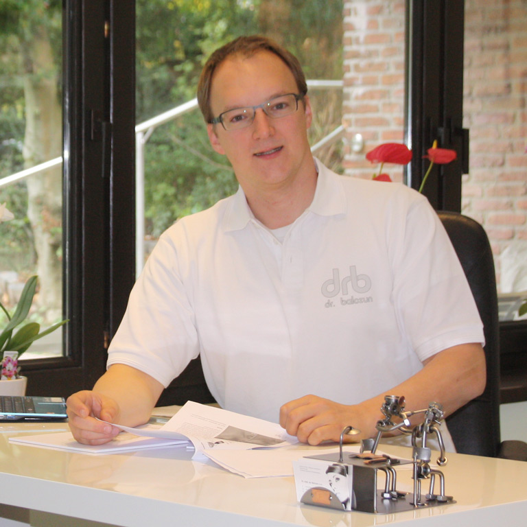 Dr. med Balczun, MHBA