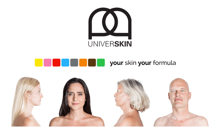 Universkin - your skin your formula